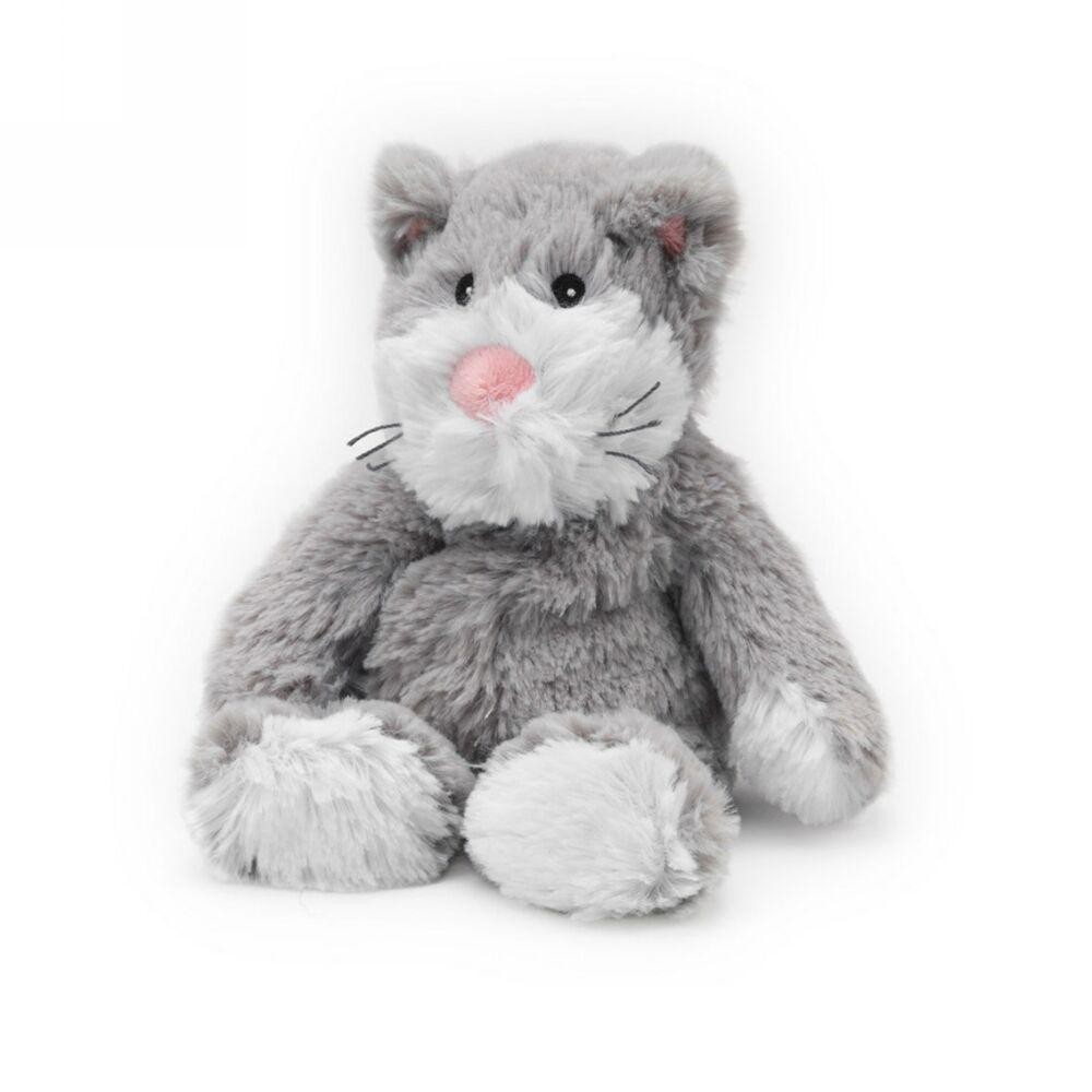 Игрушка-грелка Кот детская