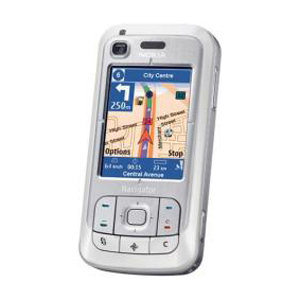 Мобильный телефон Nokia 6110 Navigator White