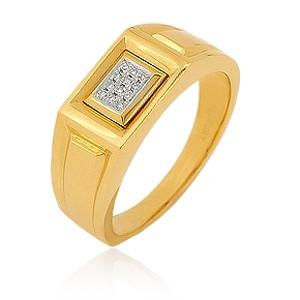 Кольца с бриллиантами TTF Luxary