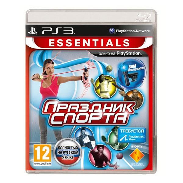 Игра Праздник спорта (PS3)