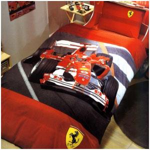 Детское постельное белье FERRARI RACE