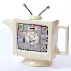 Кремовый чудо-чайник Чай-TV