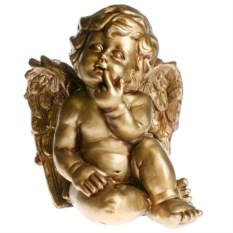 Декоративная фигура Бронзовый ангел