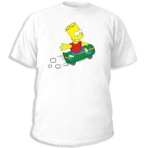 Футболка «Барт»