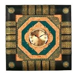 Кварцевые часы из натуральной кожи