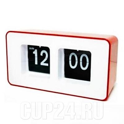 Часы с перекидные День сурка