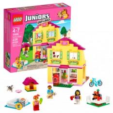 Конструктор Lego Juniors Семейный домик