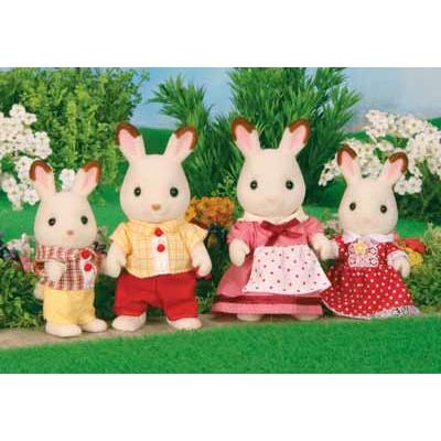 Набор «Семья кроликов»