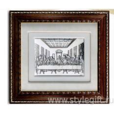 Картина Тайная вечеря (46х35 см)