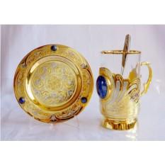 Чайный набор Лазурит №2