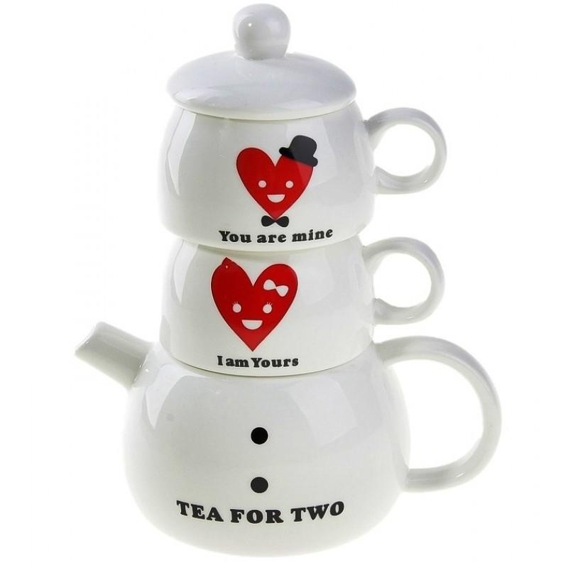 Набор для чая Чай для двоих
