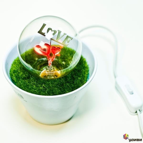 Ночник Love