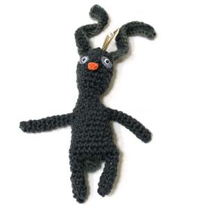 Кукла «Заяц Индеец»