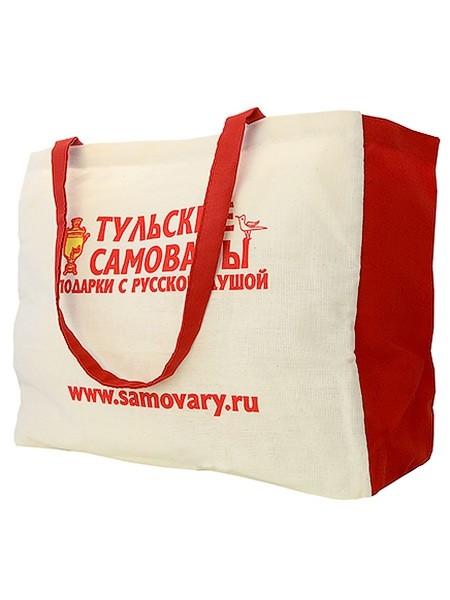 Фирменная сумка Тульские самовары