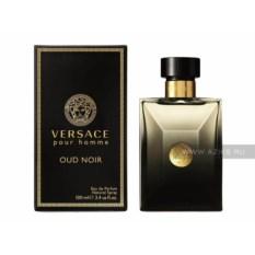 Мужская туалетная вода Versace Pour Homme Oud Noir