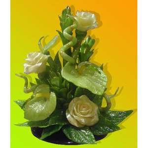 Цветы из карамели «Японская сладость»