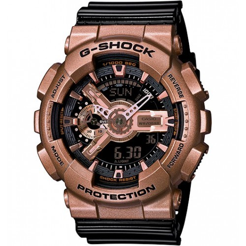 Мужские наручные часы Casio G-Shock GA-110GD-9B2
