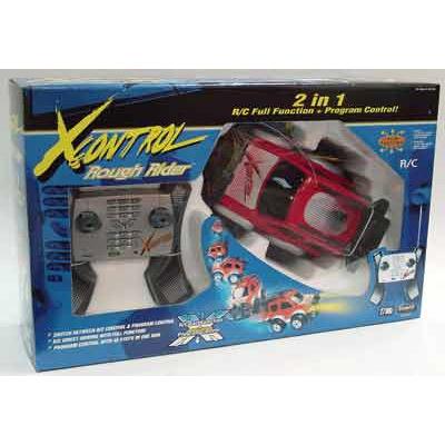Машина X-Control Rough Rider