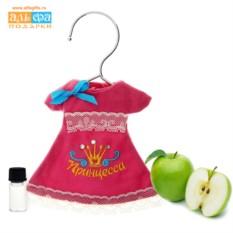 Ароматизатор для машины платье Принцесса (яблоко)