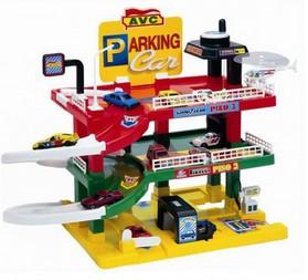 Игровой набор Парковка