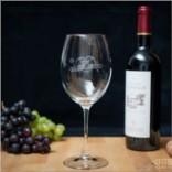 Винный бокал с гравировкой Лучшей подруге