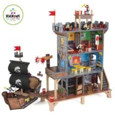 Детский игровой набор Пиратский форт