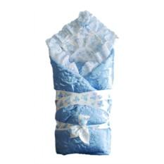Комплект на выписку Атласное одеяло