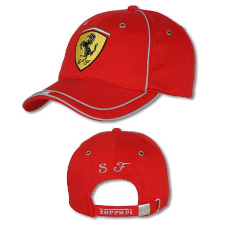 Бейсболка Ferrari Buffer Scudetto Cap