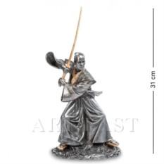 Статуэтка Самурай с мечом