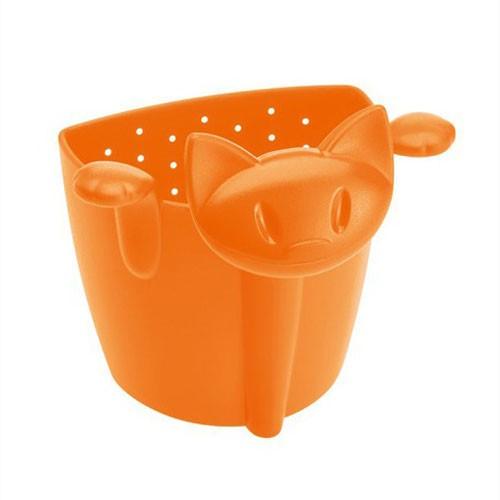 Ситечко для заваривания чая Mimi, оранжевый, Koziol