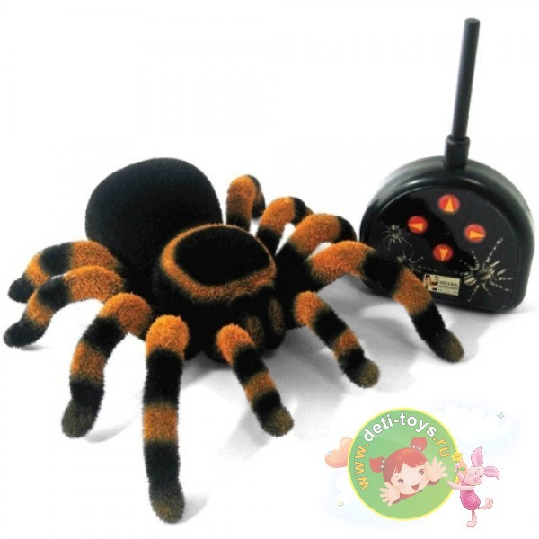 Робот-паук на радиоуправлении Тарантул