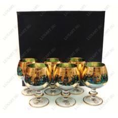 Набор бокалов для бренди из 6 штук