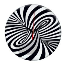 Настенные часы Бесконечность