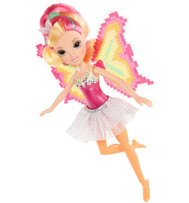 Кукла Moxie Фея с подвижными крыльями Лекса