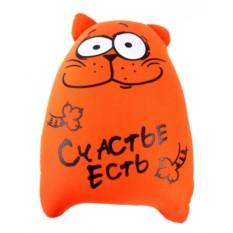 Антистрессовая игрушка Счастливый кот