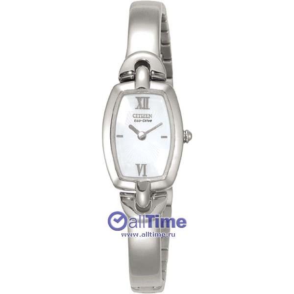 Женские японские часы Citizen (Eco-Drive EW8880-58A)