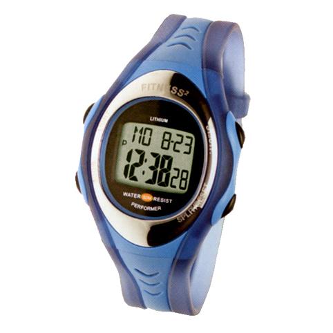Наручные цифровые часы для занятия фитнессом