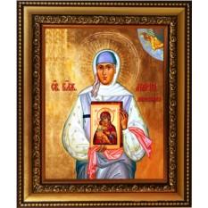 Икона на холсте Мария Дивеевская - Святая блаженная
