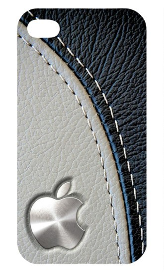 Пластиковая 3D накладка для iphone 4/4S