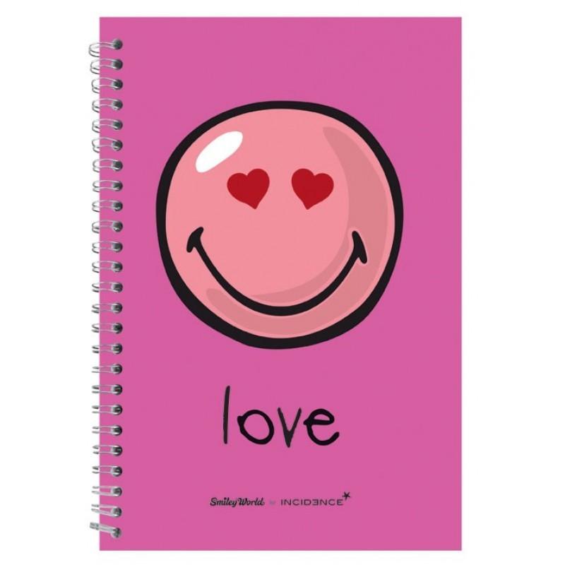 Официальный Smiley© ежедневник Incidence Love