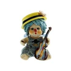 Статуэтка Клоун-мальчик с виолончелью