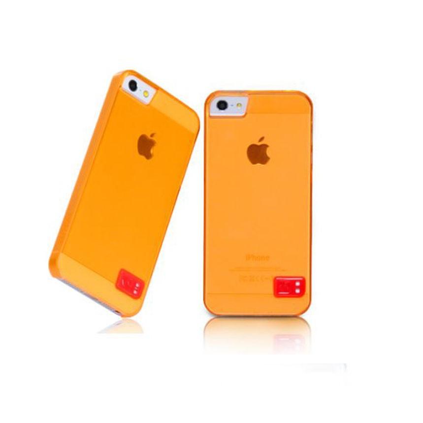 Чехол для IPhone 5 HOCO Colorful protactive case (Оранжевый)