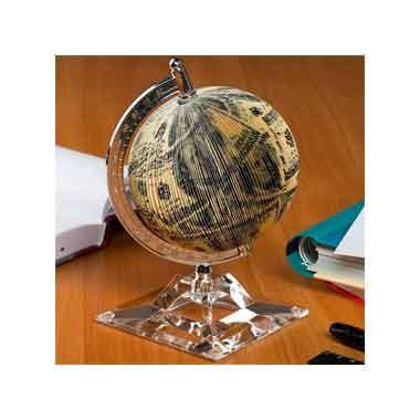 Блок-куб-глобус деньги