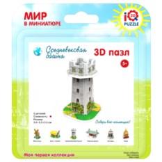 3D-пазл IQ Голландская деревня Средневековая башня