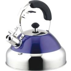 Чайник со свистком Bekker De Luxe (объем 2,7 л)