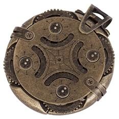 Флешка Cryptex Roundlock, 16 Гб