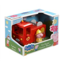 Игровой набор «Пожарная машина Пеппы»