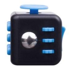 Синяя игрушка-антистресс Fidget Cube