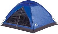 Палатка трехместная Alaska Моби 3 Цвет олива