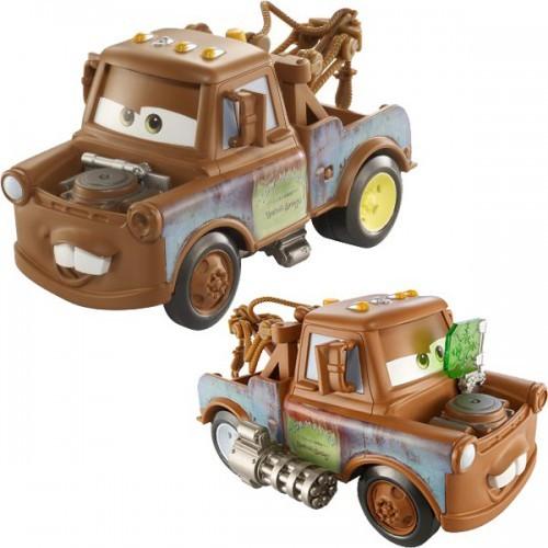 Машинка Шпионские штучки Тачки 2 Мэтр Mattel